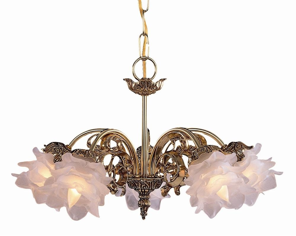 Buy 12 Lights Traditional Brass Chandelier Intended For Traditional Brass Chandeliers (#4 of 12)