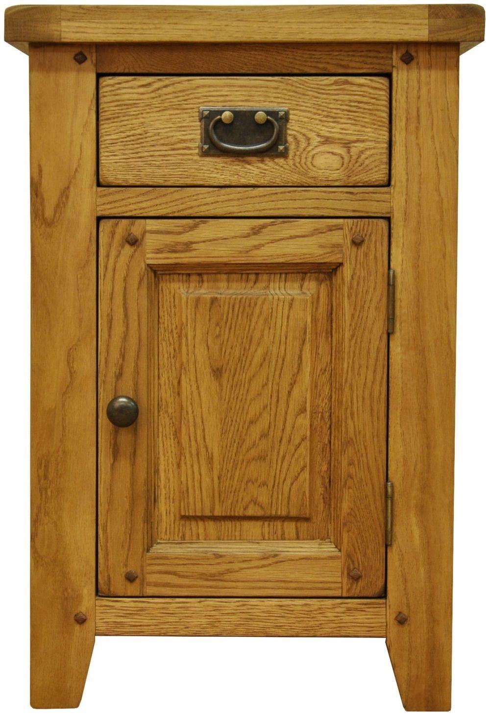 Popular Photo of Small Oak Cupboard