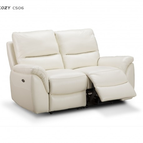 Camino 2 Seater Reclining Sofa Frank Mcgowan Pertaining To 2 Seat Recliner Sofas (#6 of 15)