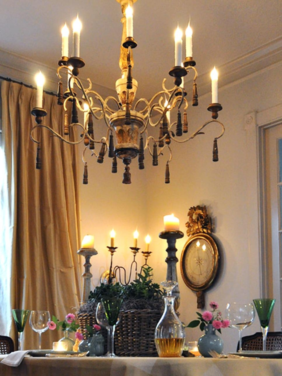 Popular Photo of Chandelier Accessories