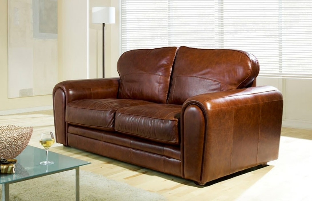 Captivating Chestnut Leather Sofa Gavinortg Lr Finalists Pinterest Pertaining To Leather Sofas (#4 of 15)