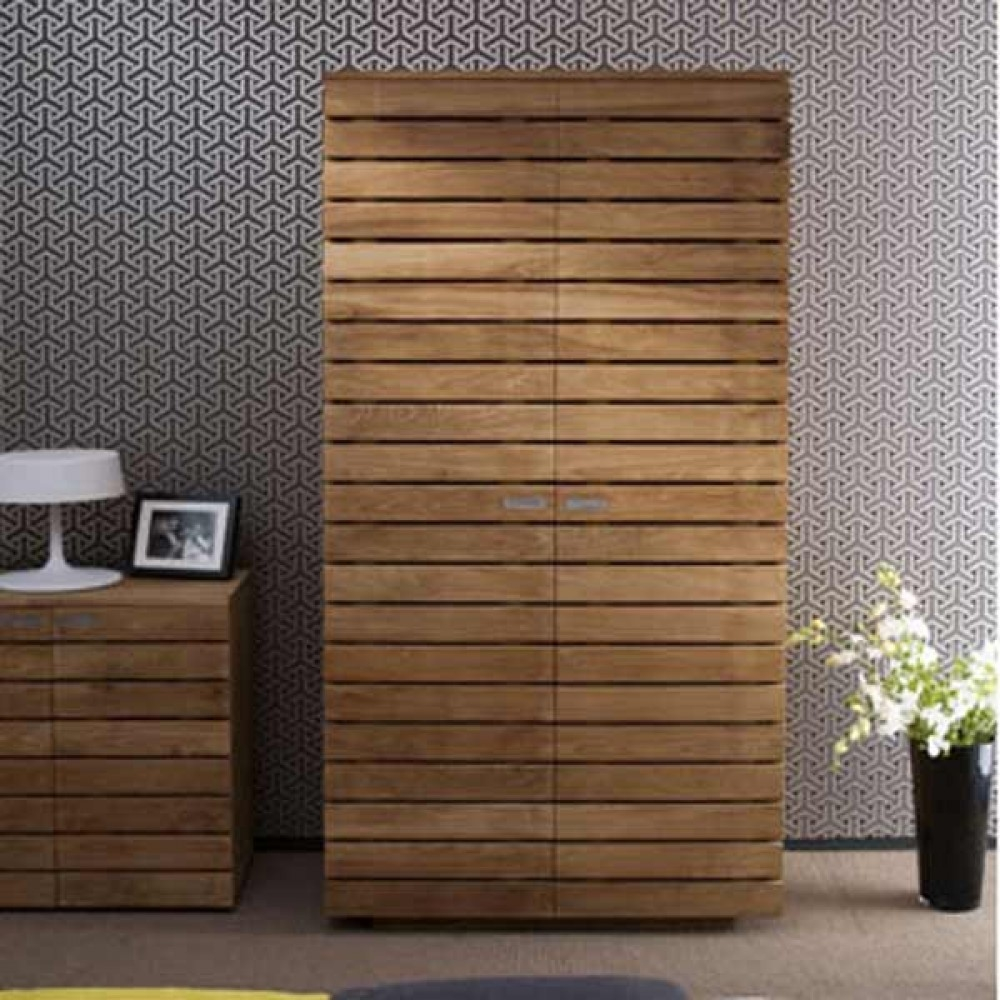 Casateak Custom Made Solid Wood Wardrobes Built In Wardrobes Pertaining To Solid Wood Built In Wardrobes (View 6 of 15)