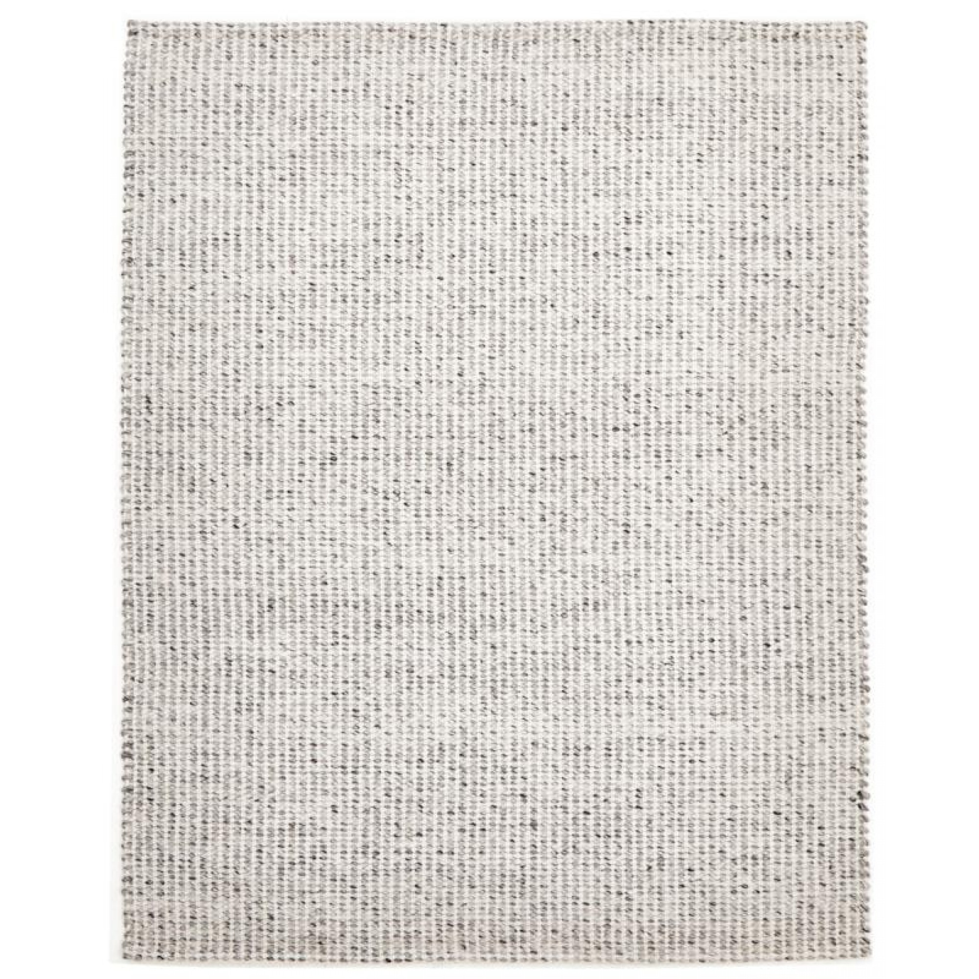 Caylos Felted Wool Floor Area Rug Grey Natural Free Shipping With Regard To Natural Wool Area Rugs (#1 of 15)