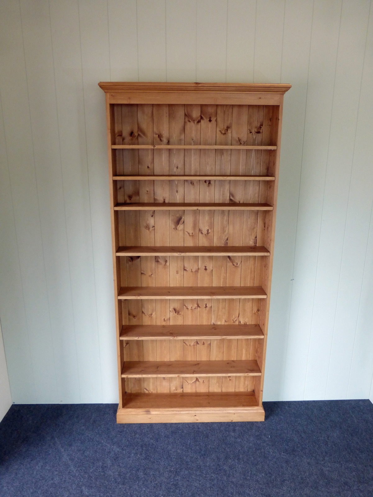 Cd Dvd Shelving Bookcases Pine Oak Painted And Bespoke Intended For Bespoke Cd Storage (#3 of 15)