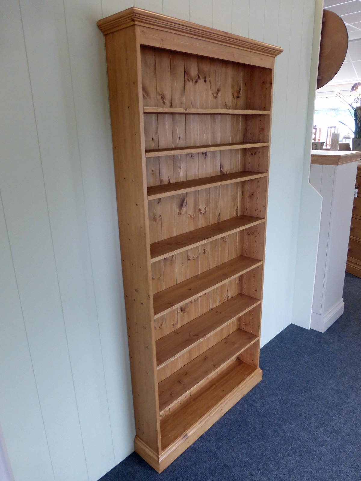 Cd Dvd Shelving Bookcases Pine Oak Painted And Bespoke Pertaining To Bespoke Cd Storage (#4 of 15)