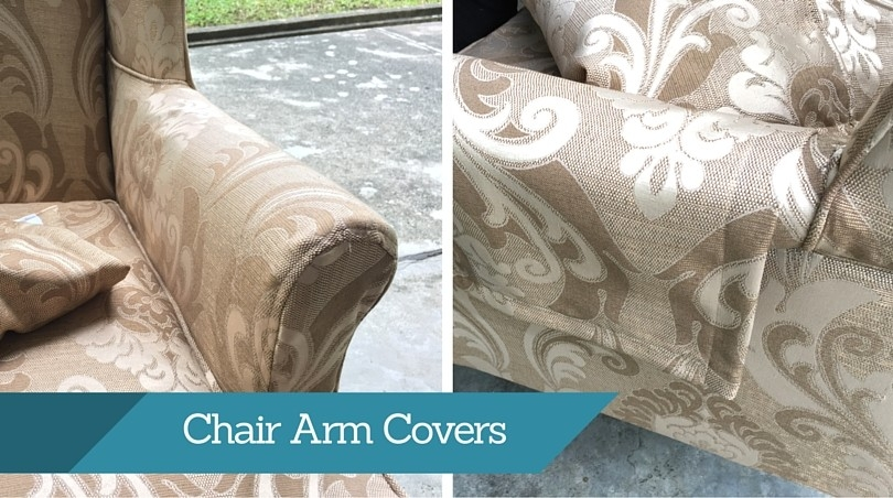 Chair Arm Covers Pertaining To Arm Covers For Sofas (#6 of 15)