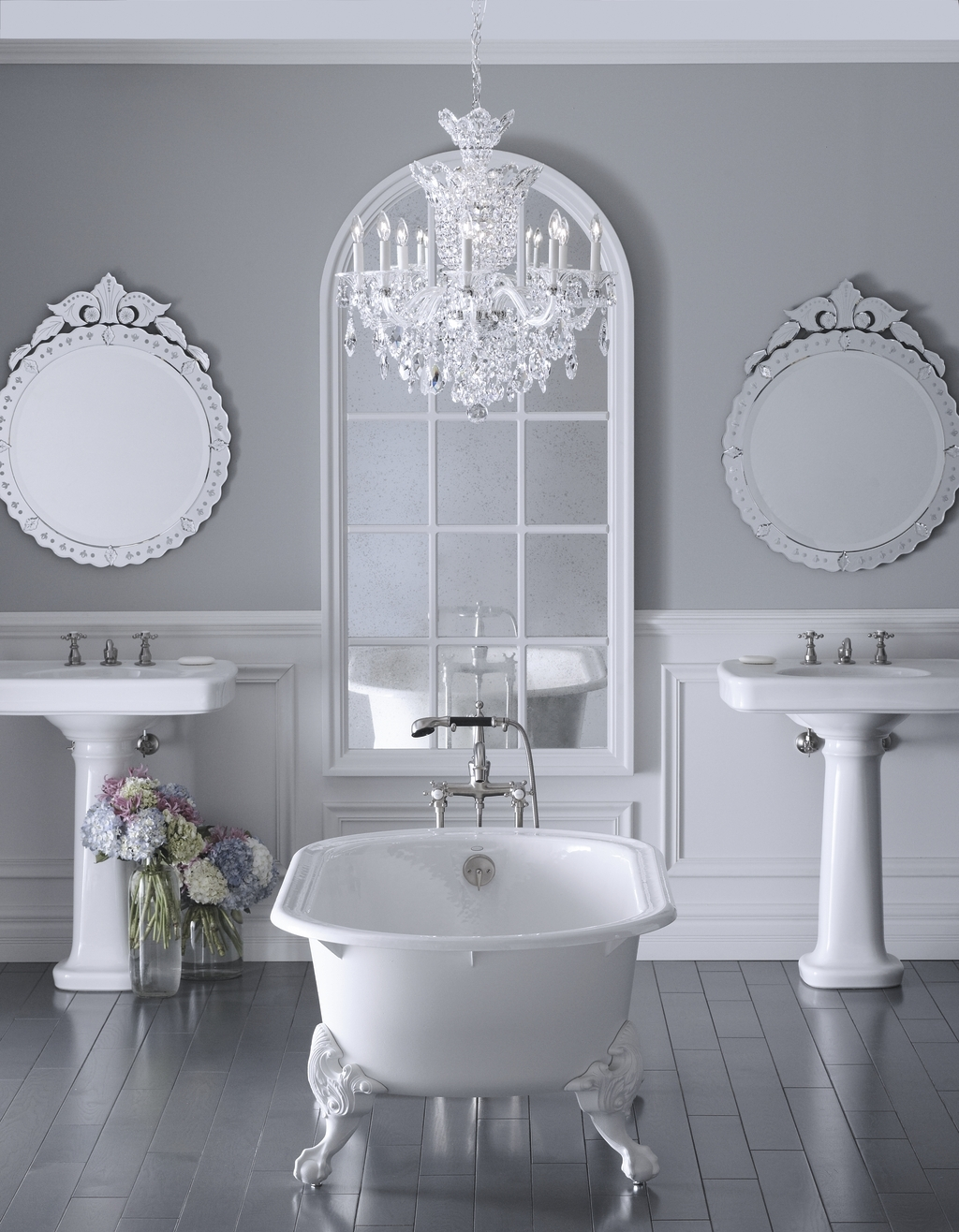 image bathroom lighting l best medium chandelier mini size of for crystal permalink