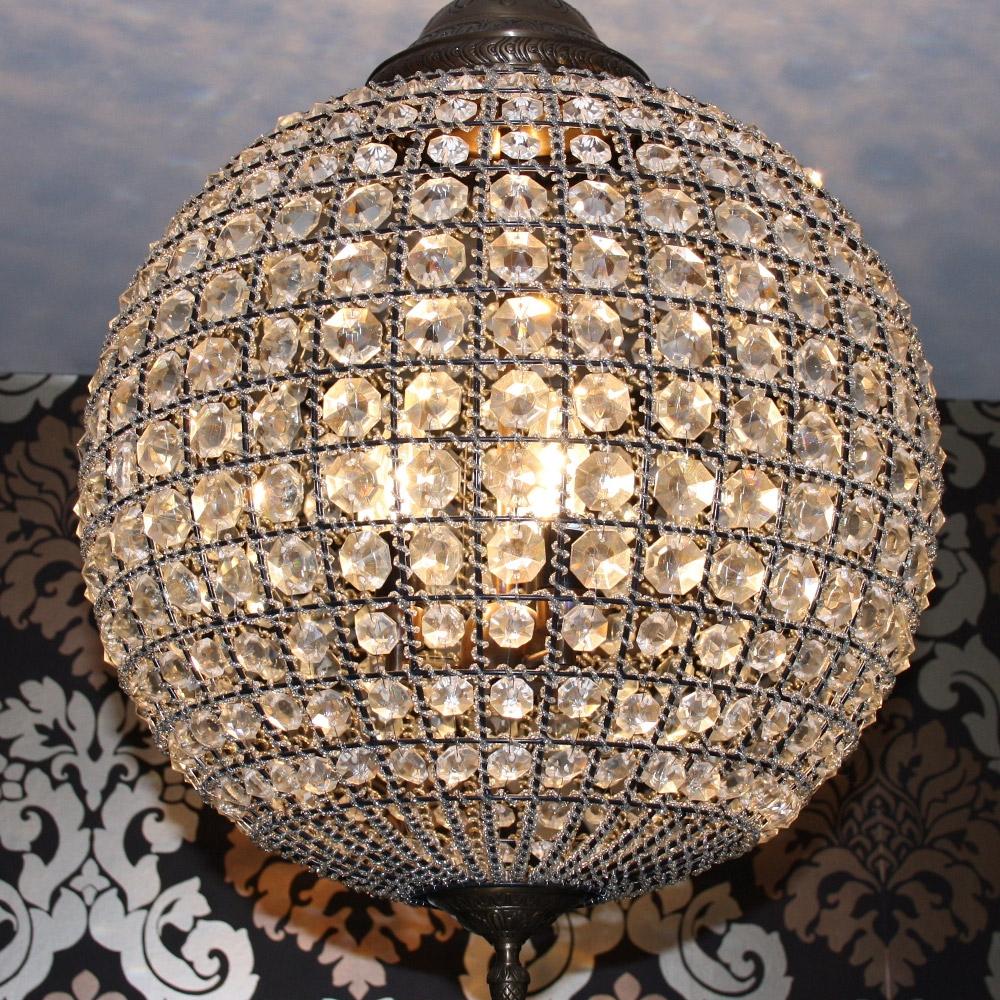Chandelier Chandelier Crystal With Chand Lighting Sound Crystalll Regarding Crystal Globe Chandelier (#4 of 12)