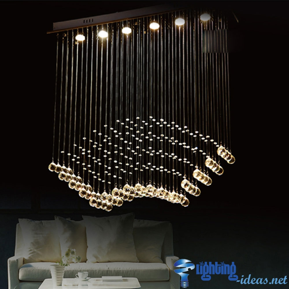 Chandelier Chandeliers Modernelier Lighting Choose Install And Pertaining To Ultra Modern Chandeliers (#2 of 12)
