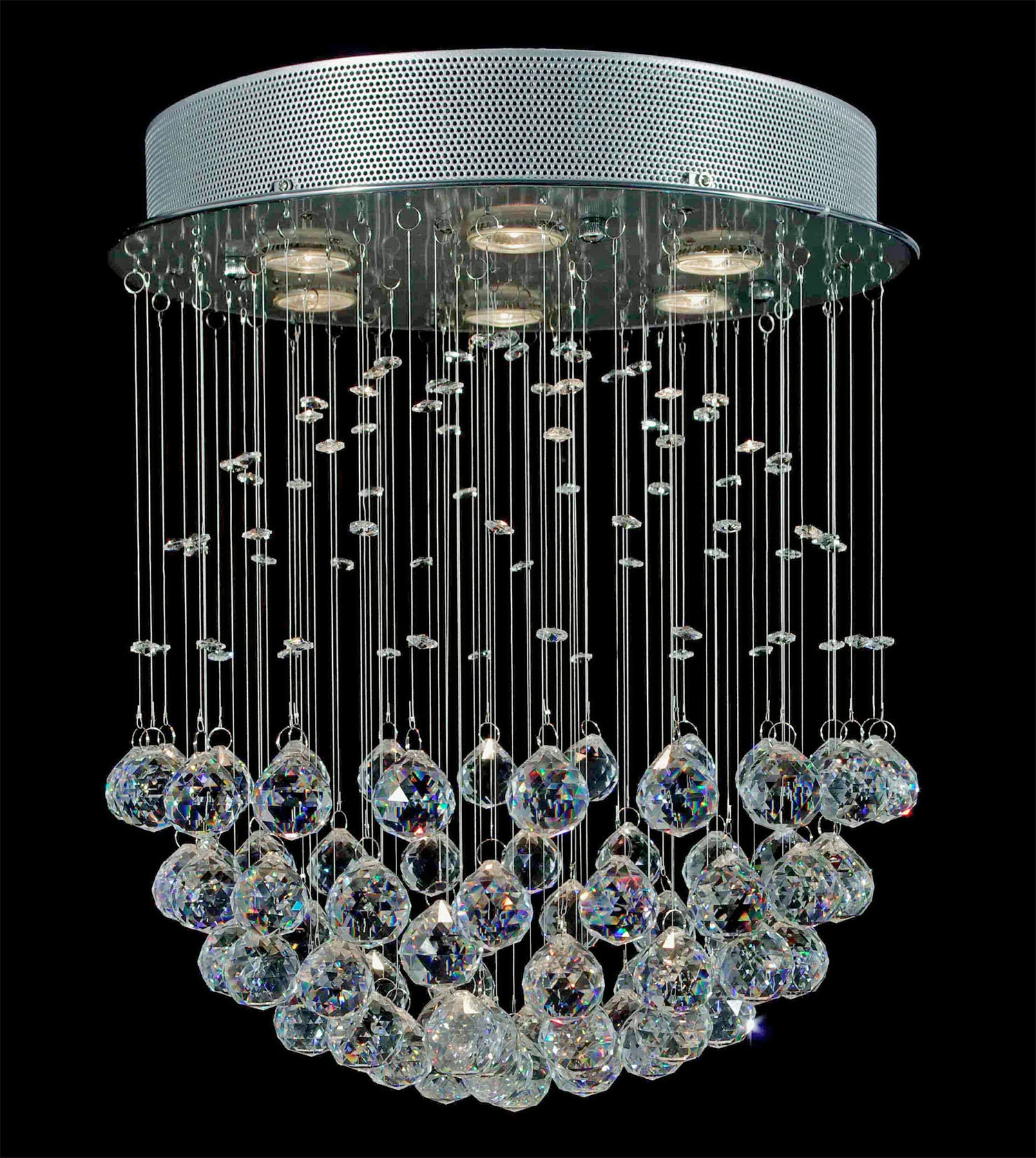 Chandelier Inspiring Chandelier Contemporary Modern Chandeliers Intended For Contemporary Chandeliers (#5 of 12)