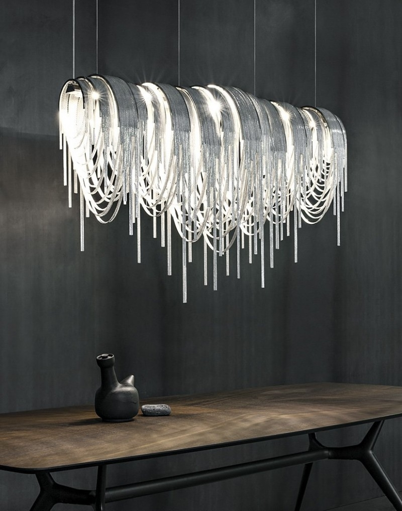 Chandelier Inspiring Chandelier Contemporary Modern Chandeliers Pertaining To Contemporary Modern Chandeliers (#4 of 12)