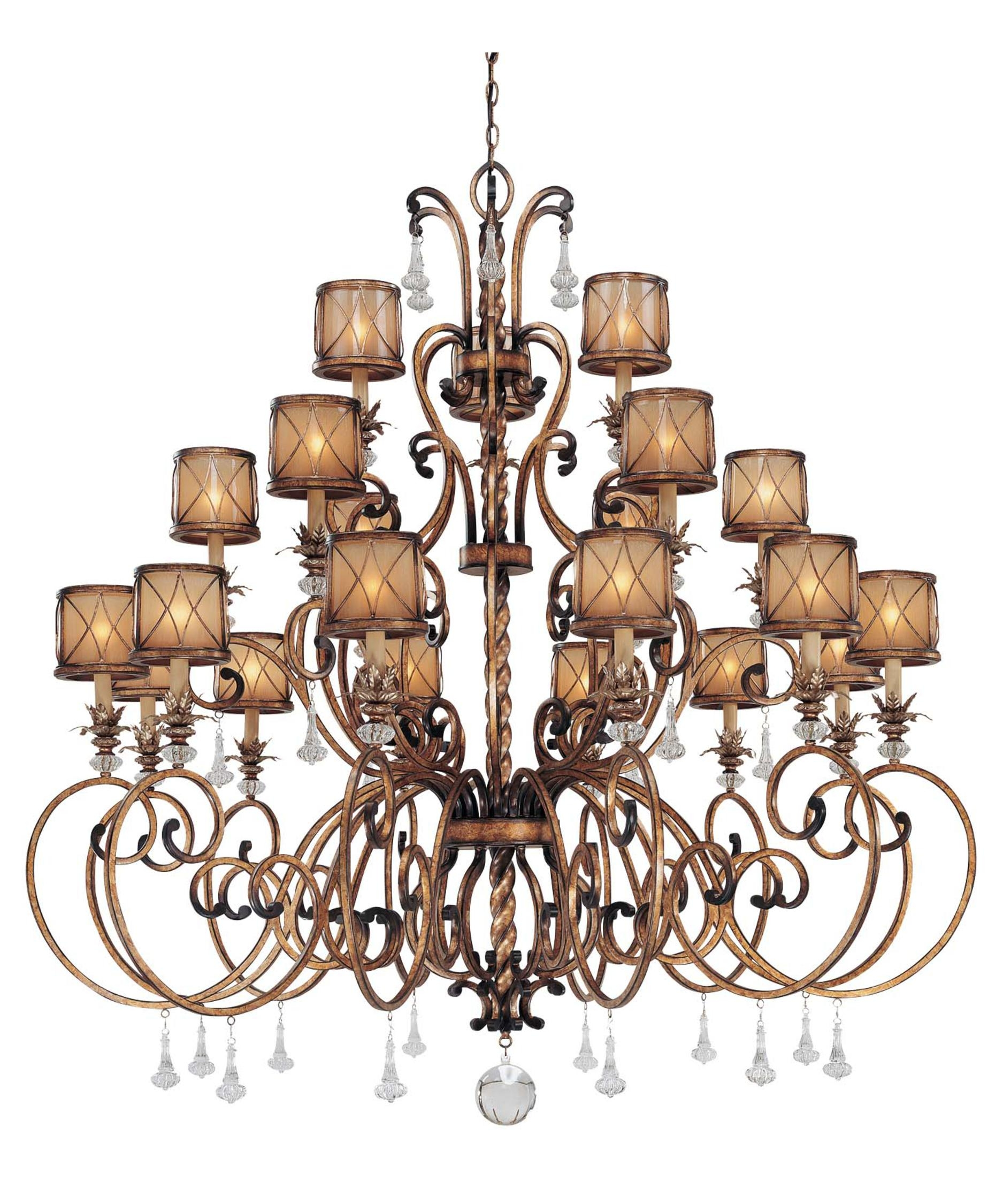 Chandelier Large Foyer Chandeliers Foyer Lighting For High Pertaining To Large Bronze Chandelier (#7 of 12)