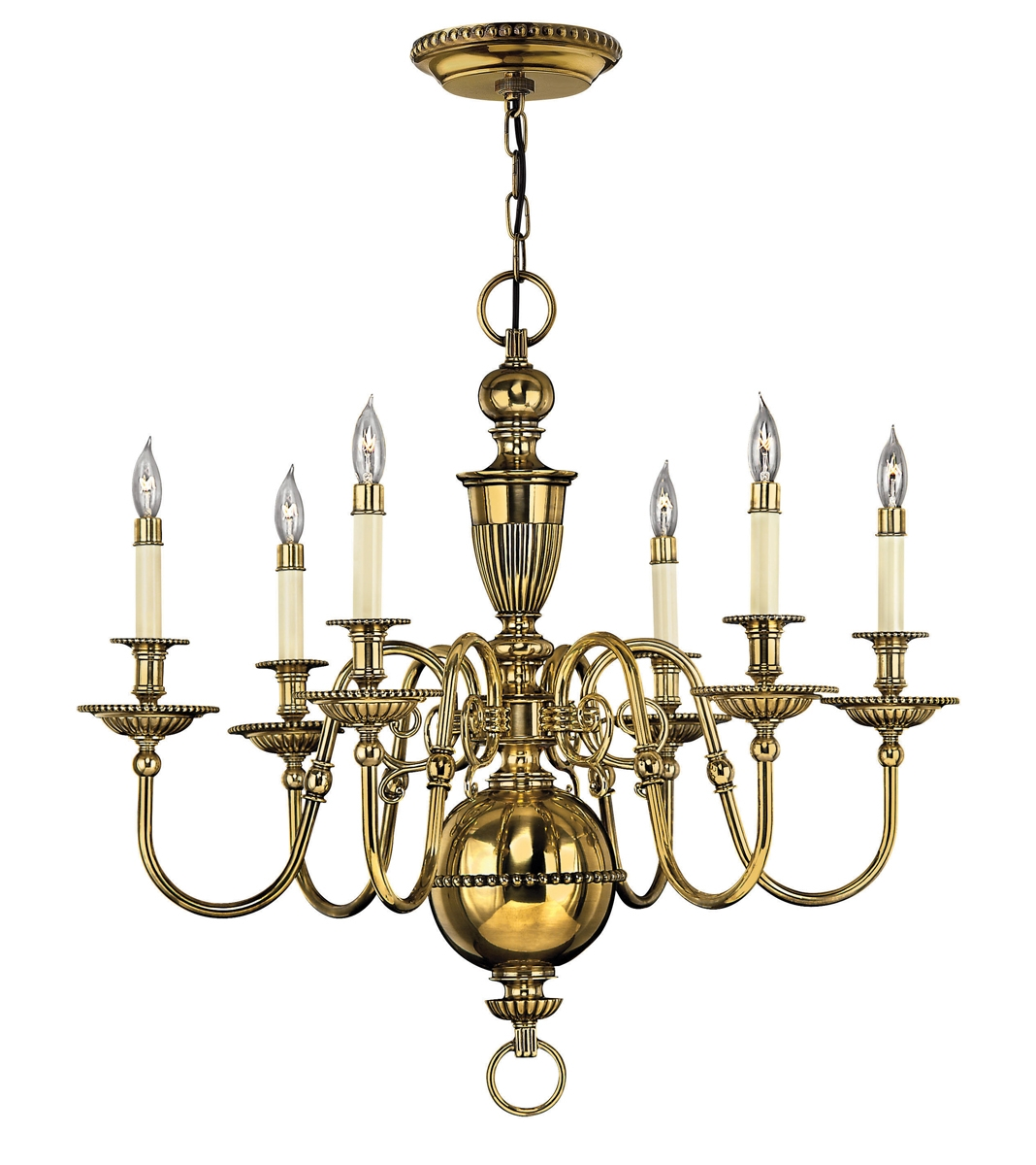 Chandelier Outstanding Williamsburg Chandeliers Mesmerizing Intended For Traditional Brass Chandeliers (#6 of 12)