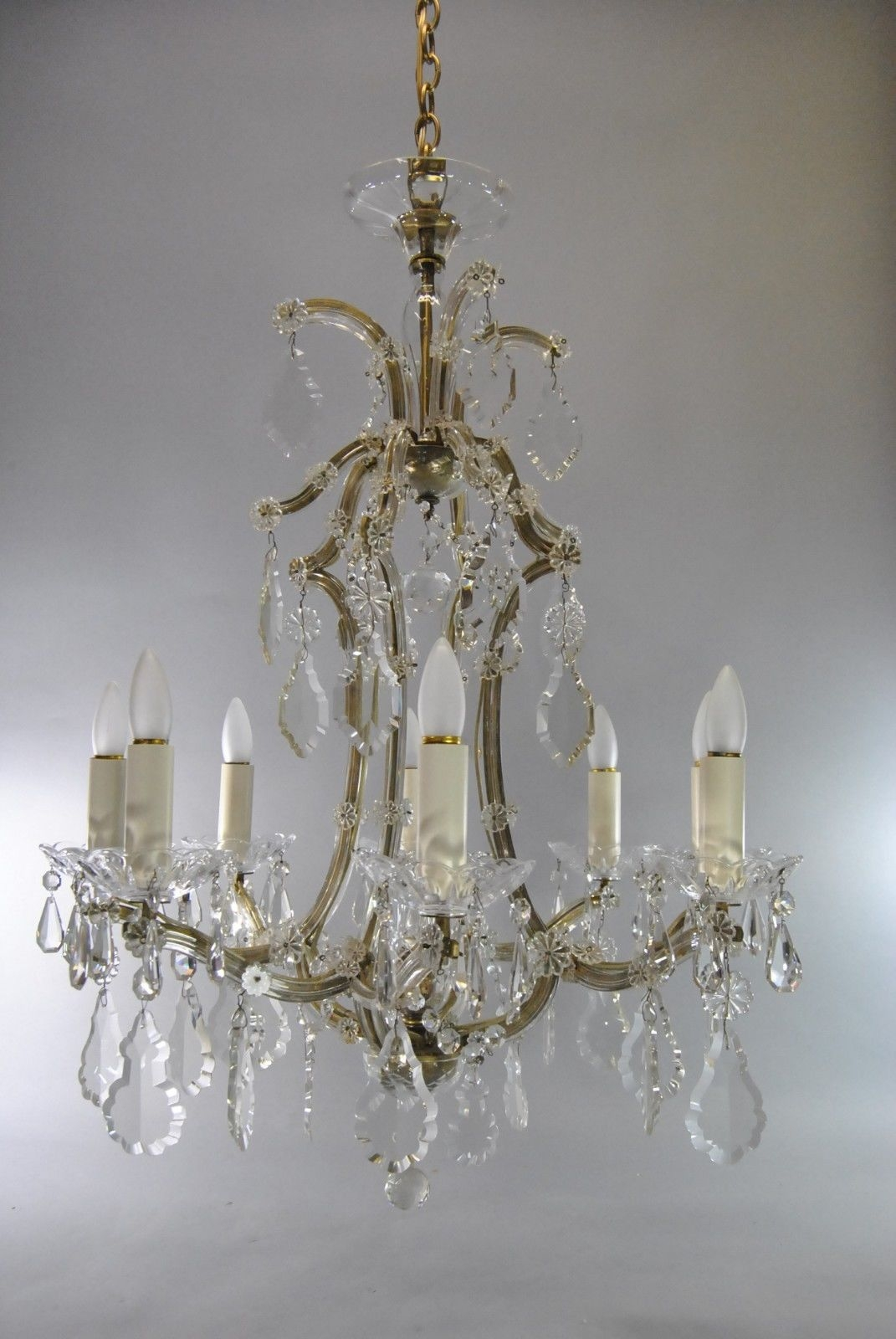 Chandelier Stunning French Crystal Chandelier Empire Chandeliers For French Crystal Chandeliers (#3 of 12)