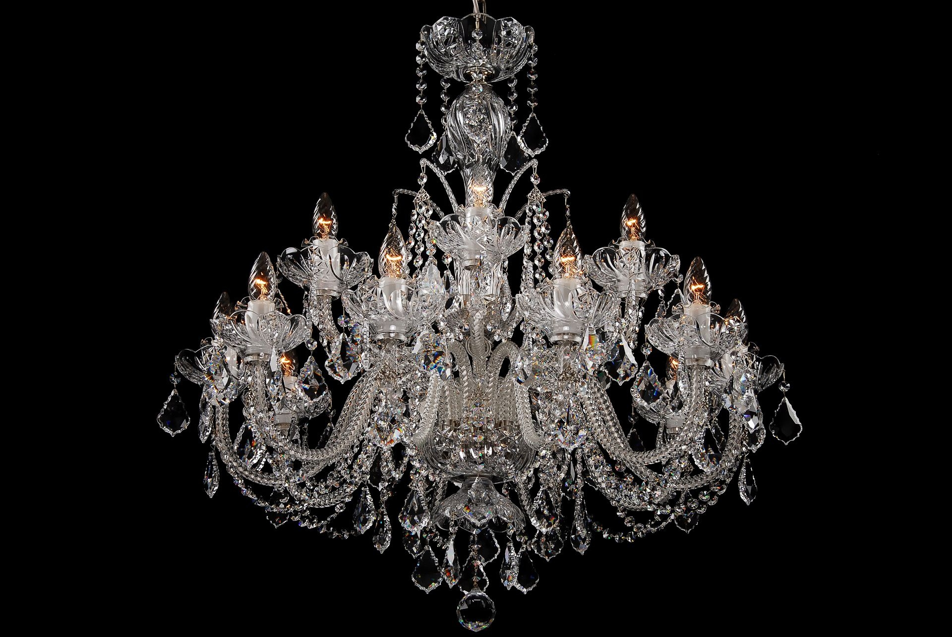 Chandeliers 51bdfbipwdl Elegant Lamp For Weddings At Home Depot Throughout Expensive Chandeliers (#2 of 12)