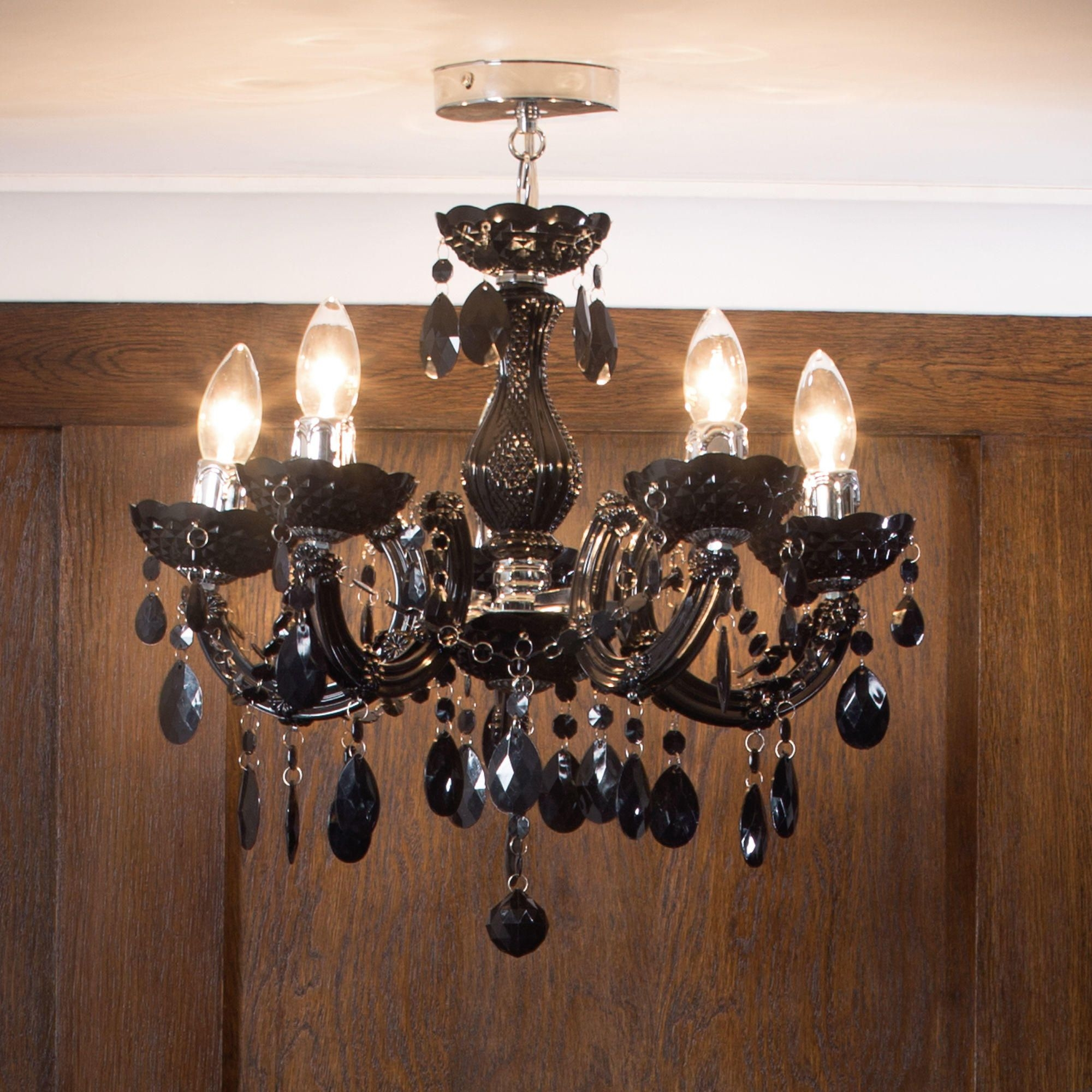 Chandeliers For Low Ceilings Litecraft With Regard To Chandeliers For Low Ceilings (#3 of 12)