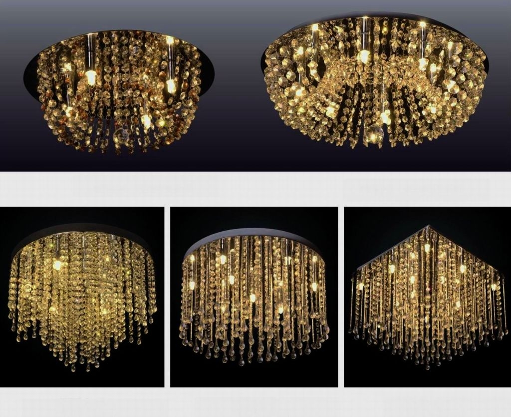 Chandeliers For Low Ceilings Shanti Designs Pertaining To Chandeliers For Low Ceilings (#4 of 12)