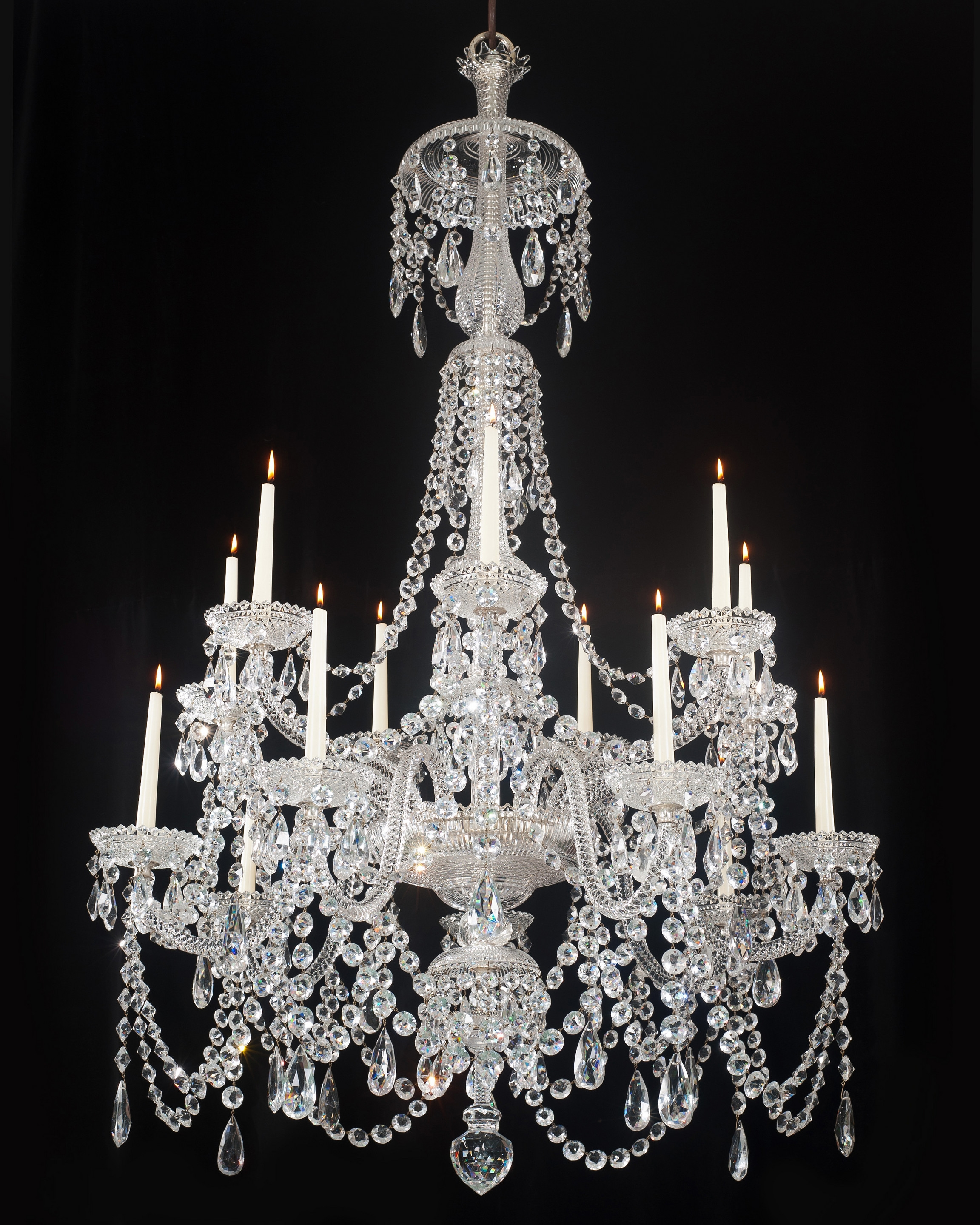 Chandeliers London The Uks Premier Antiques Portal Online With Regard To Antique Chandeliers (#9 of 12)