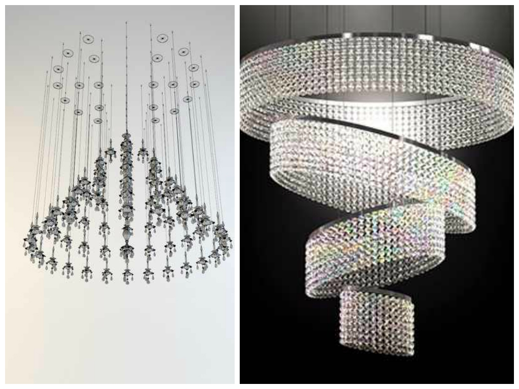 Chandeliers That Would Make Your House The Coolest Alux Throughout Expensive Chandeliers (#3 of 12)
