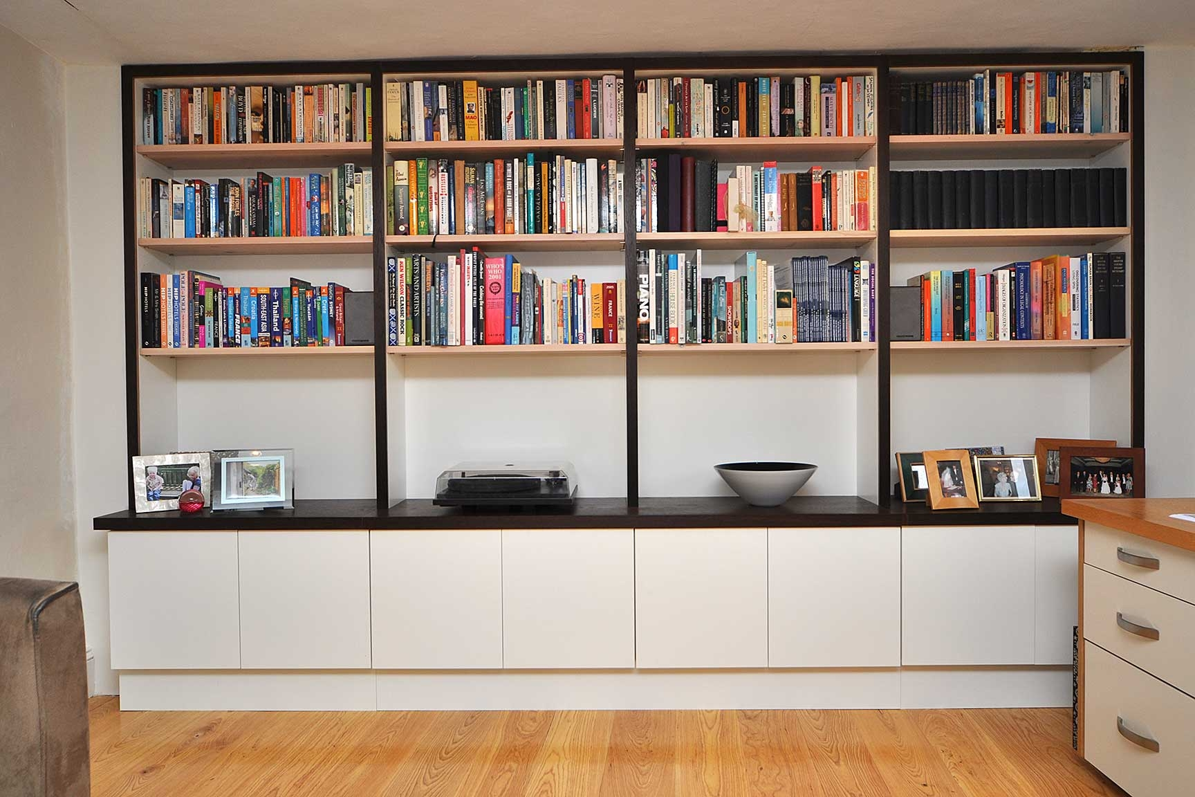 Chartwood Design Ltd Studies Throughout Study Shelving (#6 of 15)