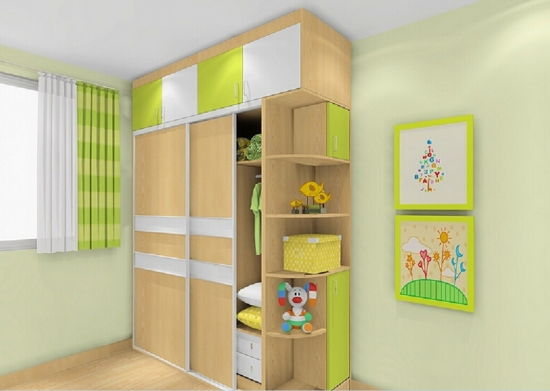Children Wardrobe Design Children Bedroom Wardrobe Design Children Within Childrens Bedroom Wardrobes (View 3 of 15)