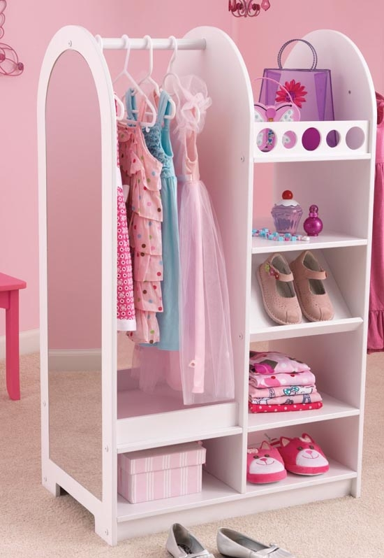 Childrens Wardrobes Ideas For Cool Kids Bedroom With Regard To Childrens Pink Wardrobes (View 2 of 15)