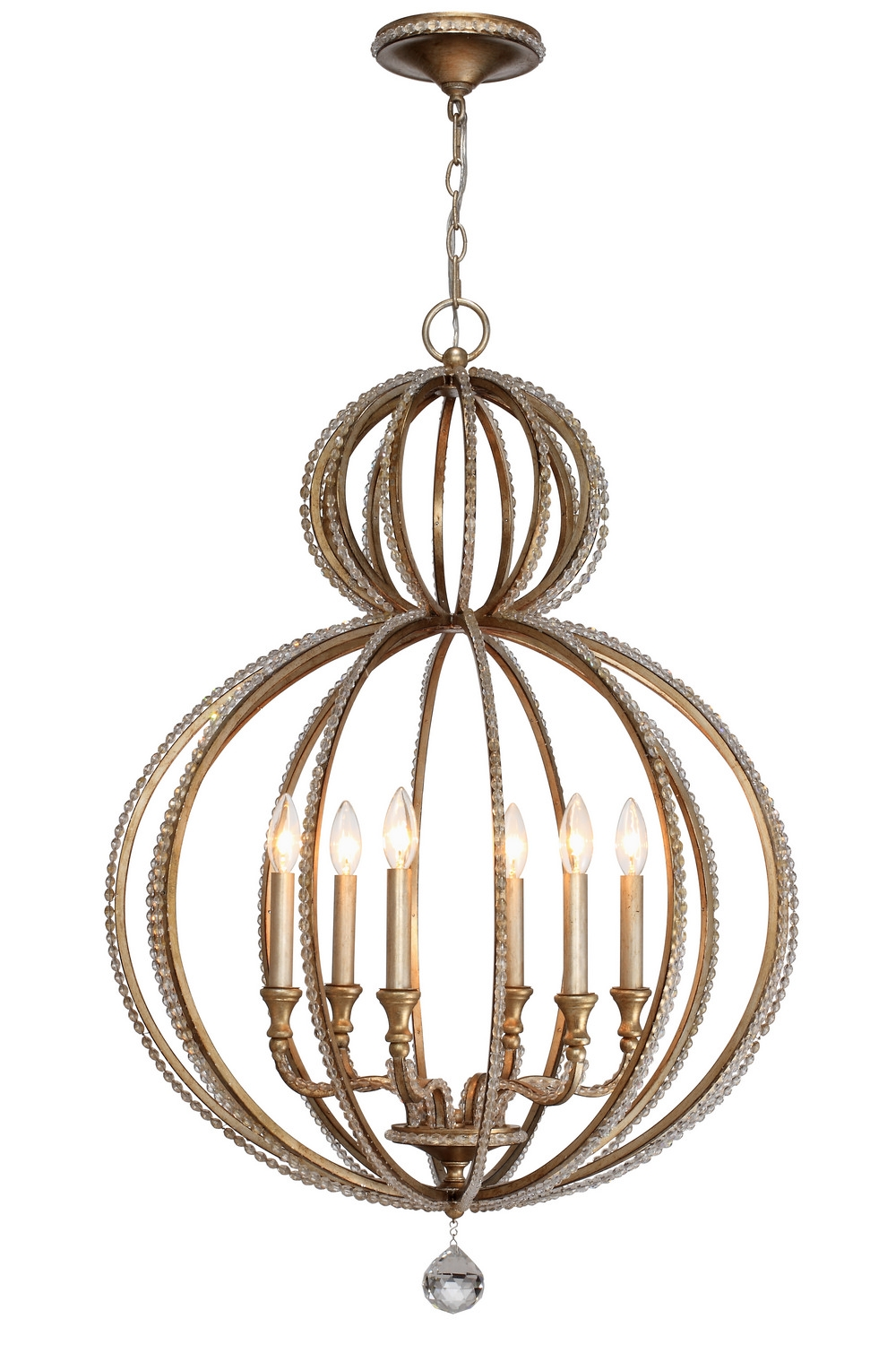 Choosing Chandeliers For A Traditional Kitchen In Traditional Chandelier (#1 of 12)