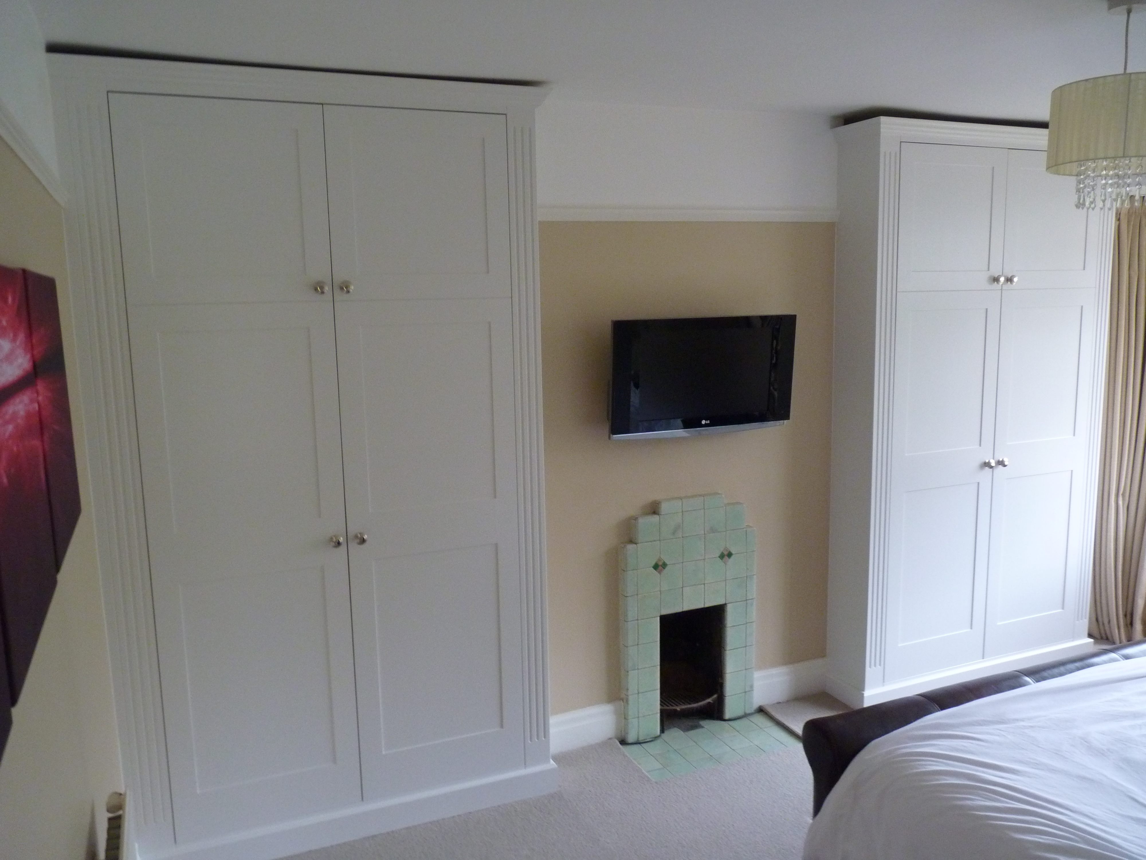 Classic Alcove Wardrobes Shavings In Alcove Wardrobes Designs (View 9 of 15)