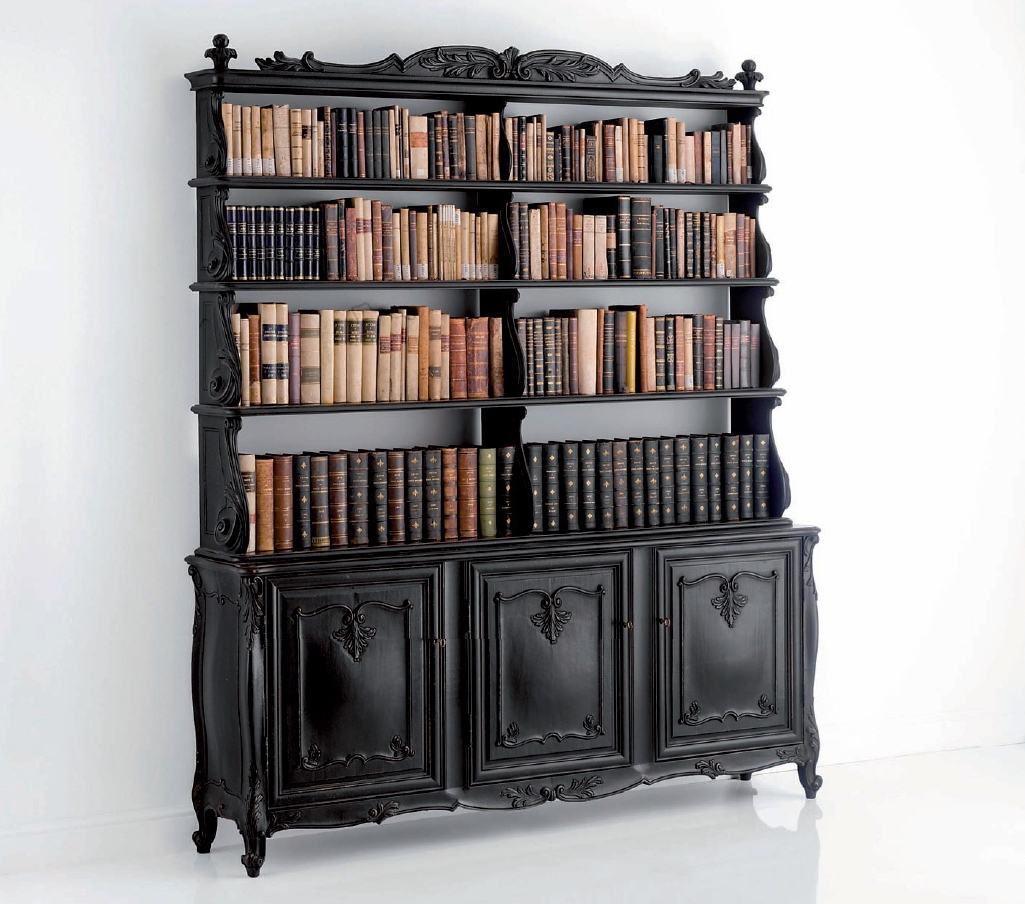 Popular Photo of Classic Bookshelf Design