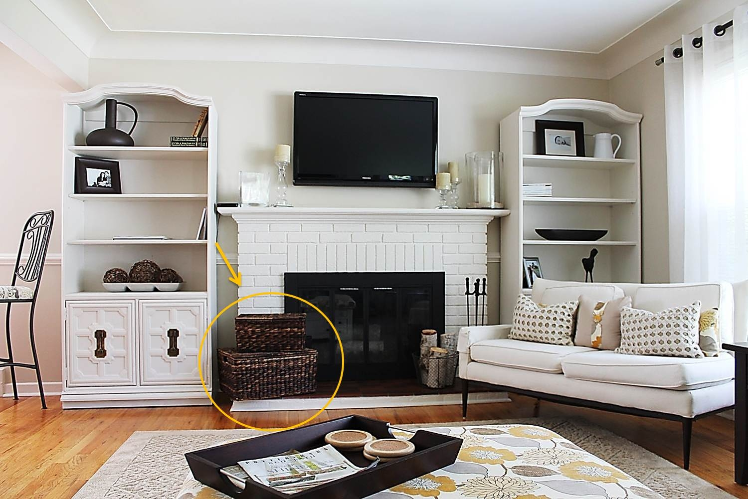 Clever Design Storage For Living Room Fine Storage Units Living Room For Living Room Storage Units (#1 of 15)