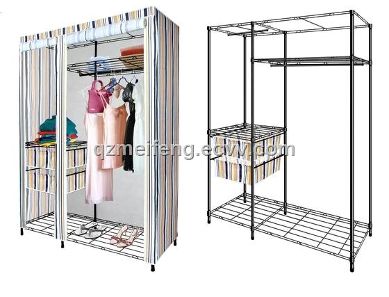 Cloth Wardrobe From Manufacturers Factories Wholesalers Inside Metal Wardrobes (View 12 of 15)