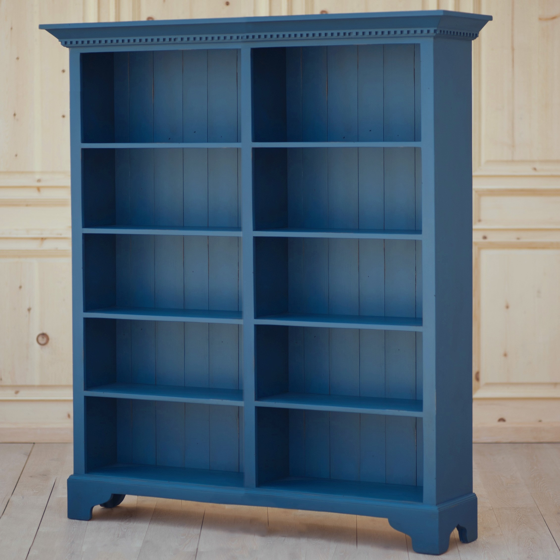 Coastal Vintage And Farmhouse Inspired Bookcases Armoires And With Regard To Handmade Bookcase (#5 of 15)