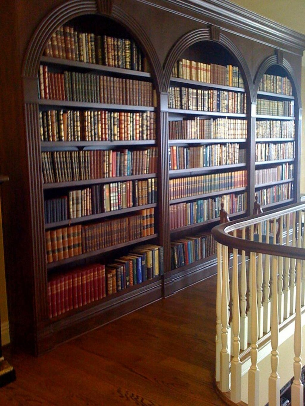 Collection Best Bookshelves For Home Library Photos Home Throughout Huge Bookshelf (#6 of 15)