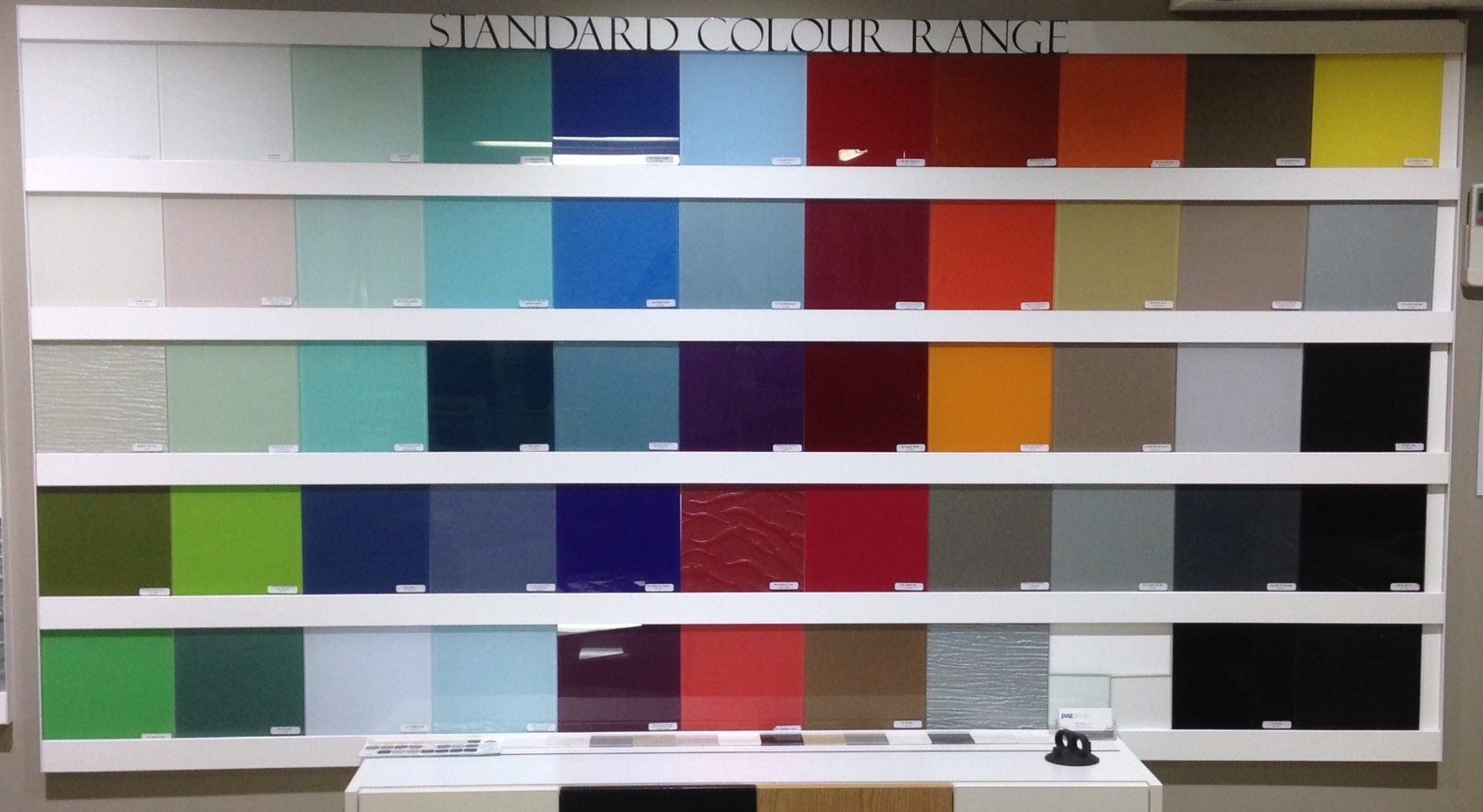 Coloured Splashbacks To Suit Your Design And Specifications Pertaining To Coloured Glass Shelves (#7 of 15)
