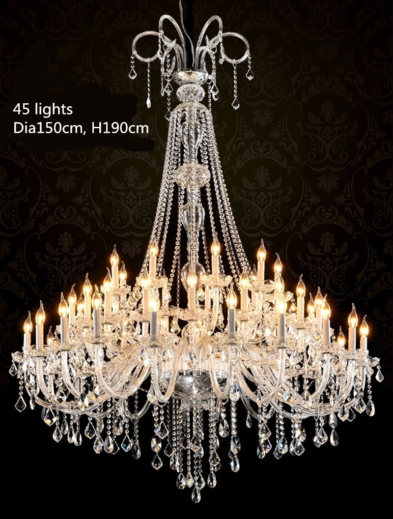 Compare Prices On Ballroom Chandeliers Online Shoppingbuy Low Regarding Ballroom Chandeliers (#5 of 12)