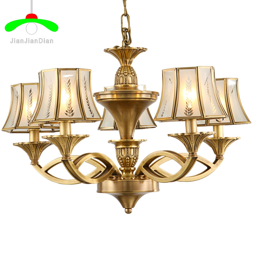 Compare Prices On Copper Chandeliers Online Shoppingbuy Low Inside Copper Chandeliers (#3 of 12)