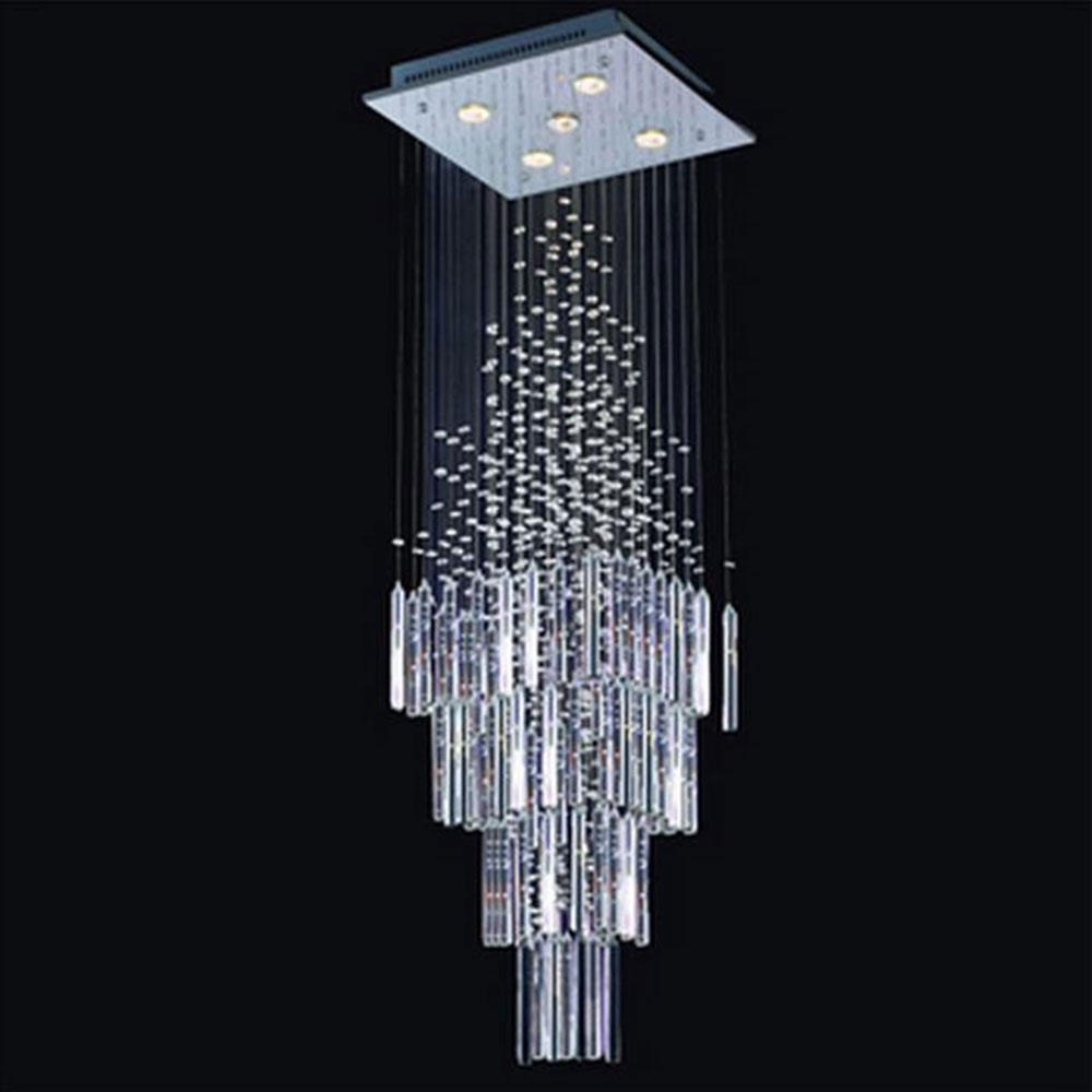 10 Best Of Modern Stairwell Pendant Lighting: 12 Best Ideas Of Stairwell Chandelier Lighting