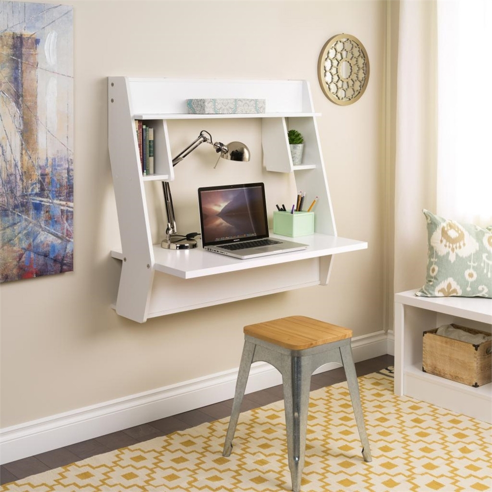 Computer Desk Bookshelf Combo Best Home Furniture Ideas Intended For Study Desk With Bookshelf (#5 of 15)