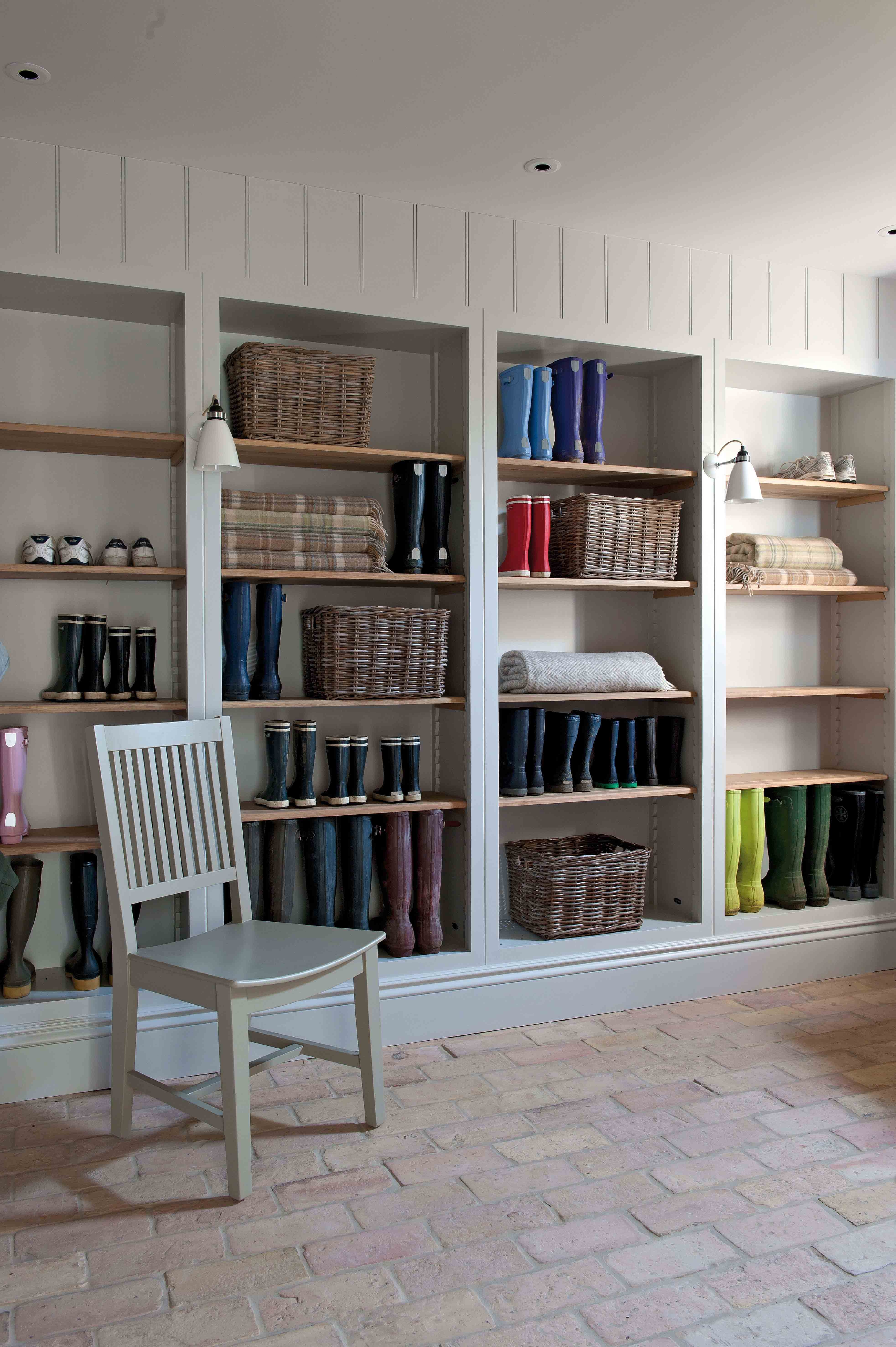 Concepts Of Rye Pembroke Fitted Shelves Bookcases For Fitted Shelving (#5 of 15)