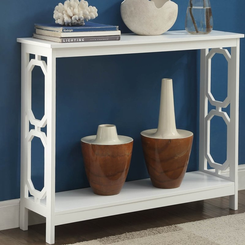 Console Sofa And Entryway Tables Youll Love Wayfair For Narrow Sofa Tables (#6 of 15)