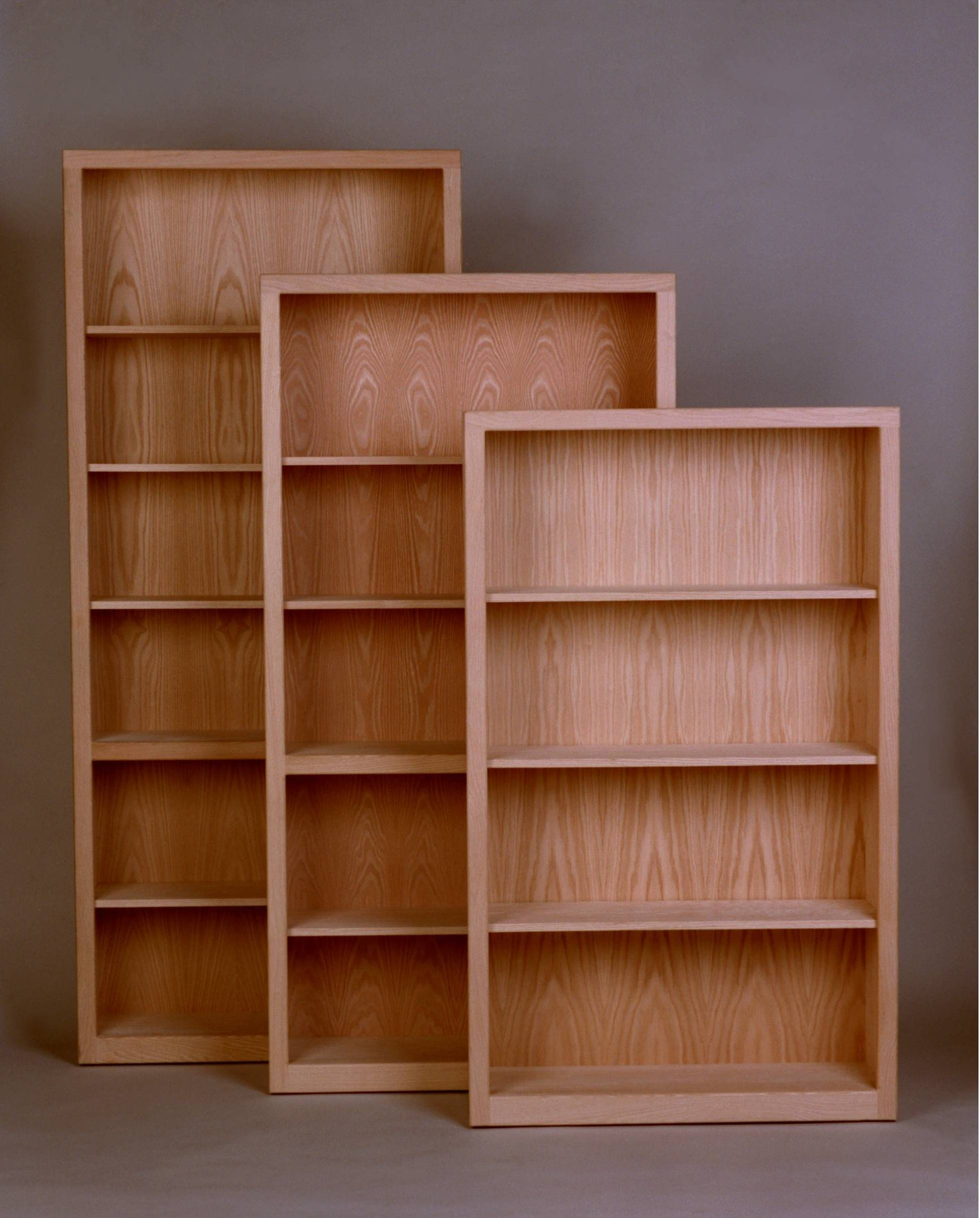 Contemporary Bookcase 12 Deep Pertaining To Contemporary Bookcase (#6 of 15)