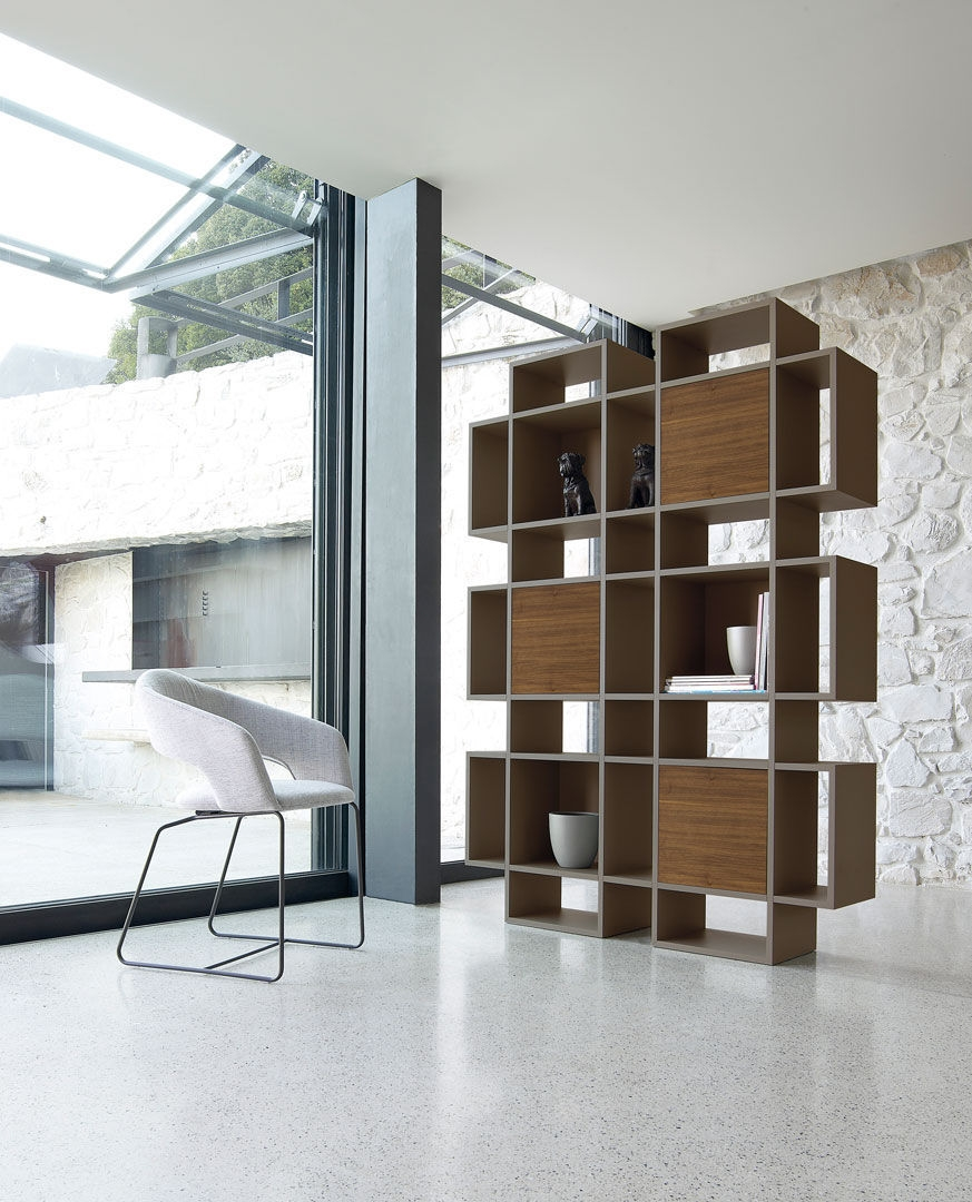 Inspiration about Contemporary Bookcase Wooden Lacquered Wood Plaza With Regard To Contemporary Bookcase (#1 of 15)