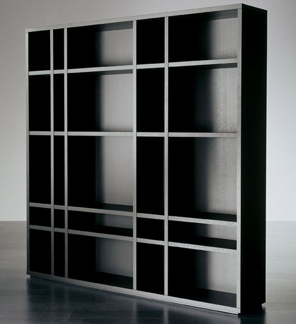Contemporary Bookcase Wooden Lana Meridiani Pertaining To Contemporary Bookcase (#12 of 15)