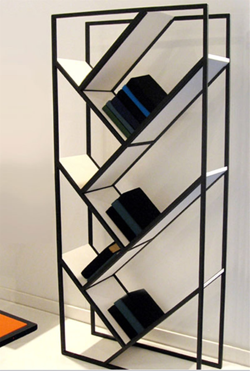 Contemporary Bookshelves Ideas Great Home Design References For Design A Bookcase (#11 of 15)