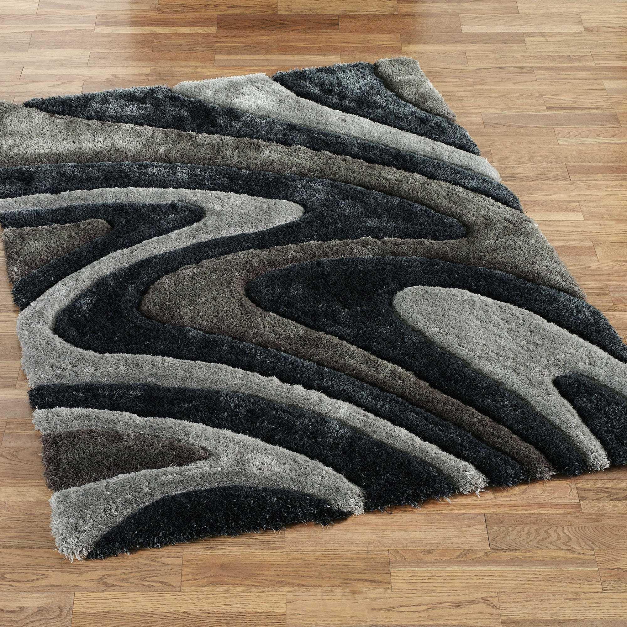 15 Photo Of Wool Shag Area Rugs