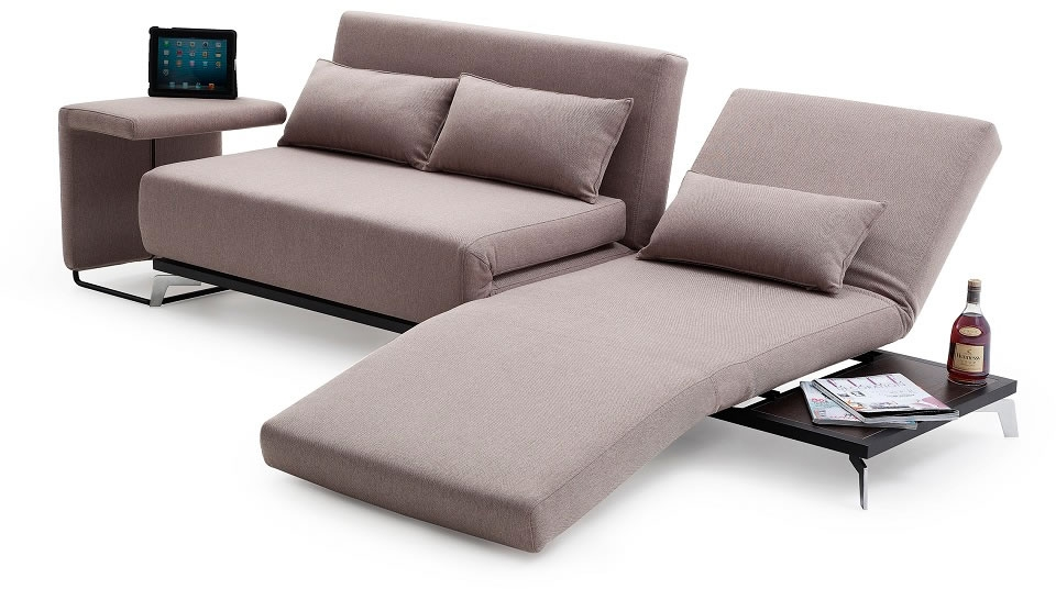 Convertible Sofa Bed For Pleasuring Your Guests Theydesign Intended For Sofa Convertibles (#3 of 15)