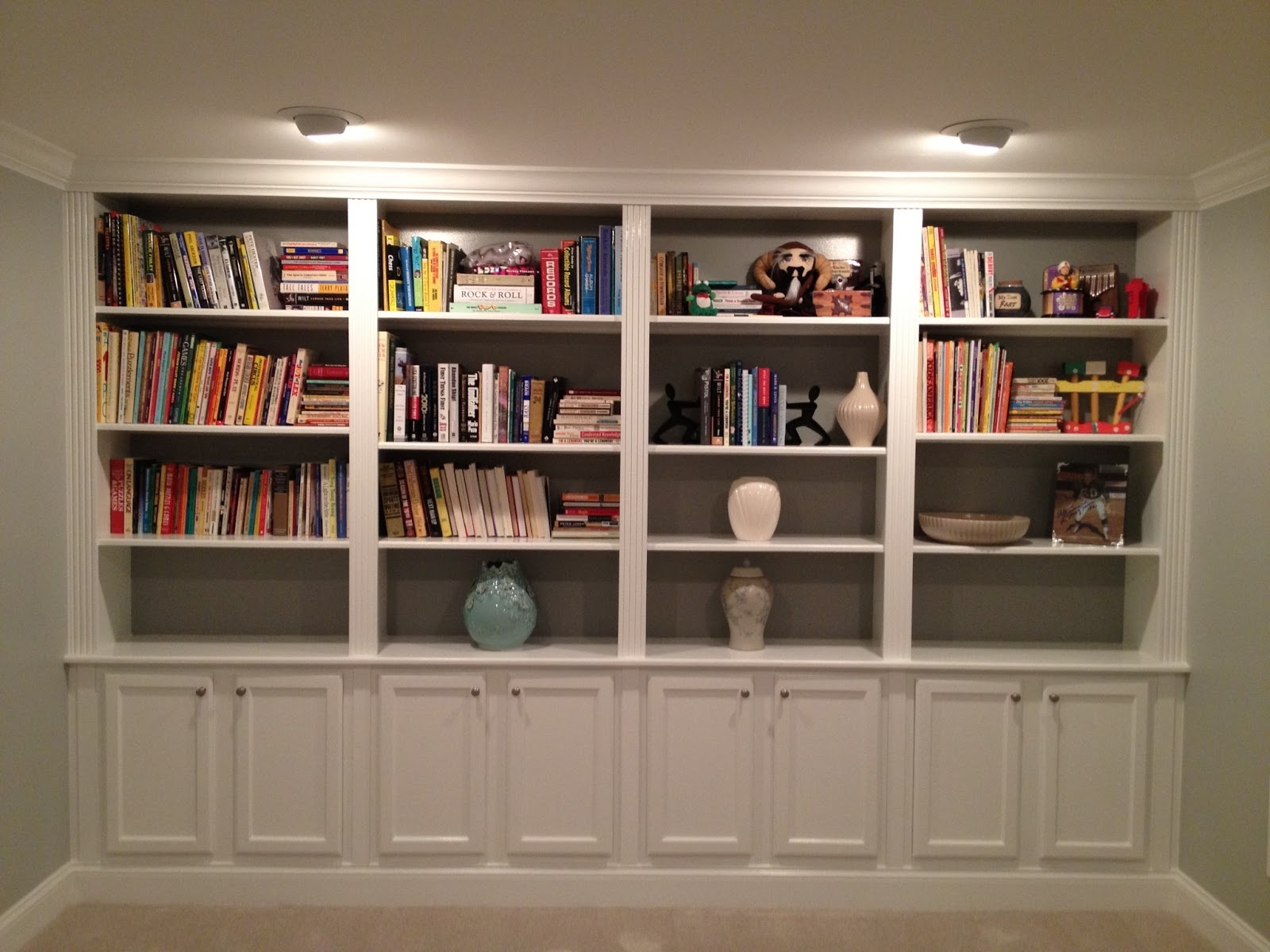 Cool And Unique Bookshelves Designs Built In Bookcases Around Throughout Unique Bookcase Designs (#8 of 15)