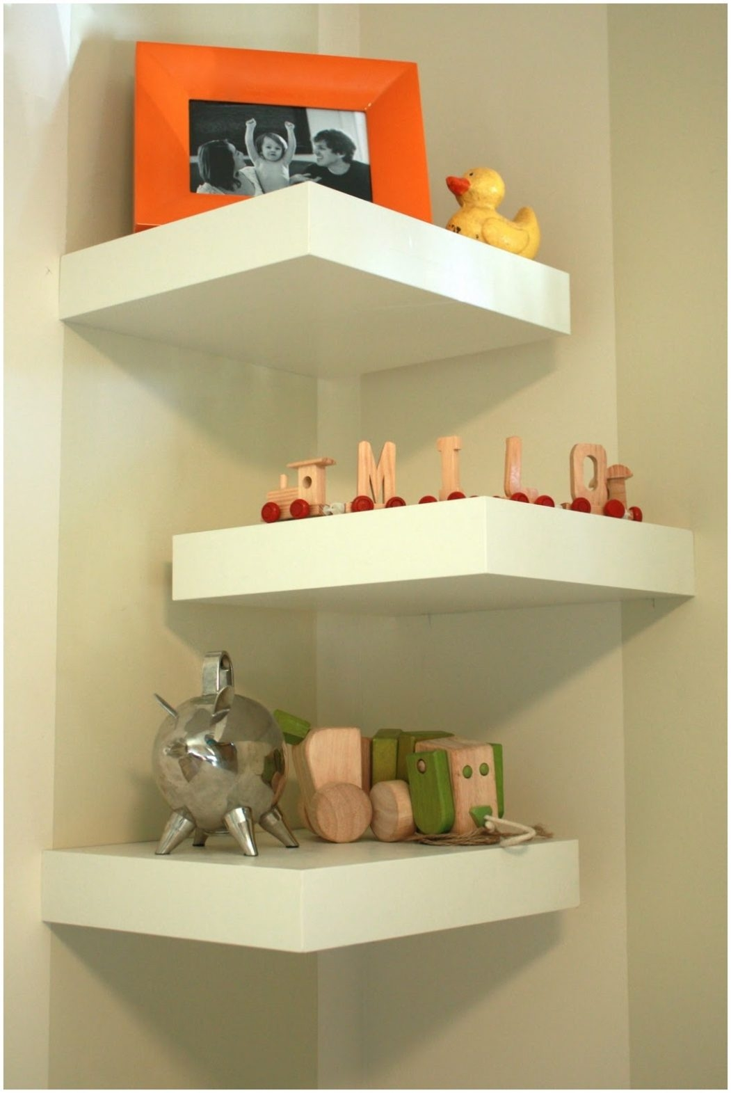 Corner Shelf For Bathroom Sink 78 Best Images About Corner Shelves Intended For Large Glass Corner Shelves (View 7 of 12)