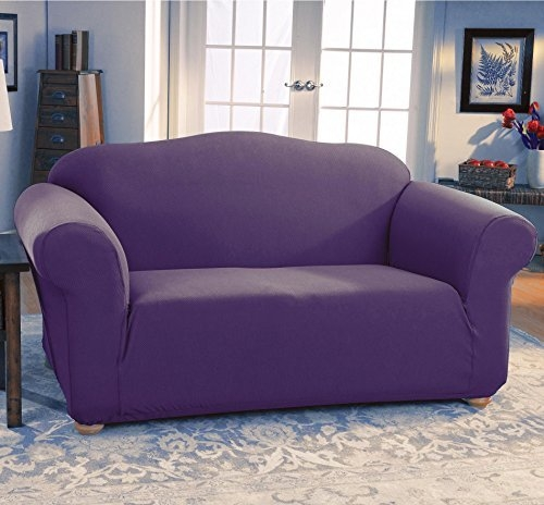 Couch Loveseat Cover Set In Sofa Loveseat Slipcovers (#7 of 15)