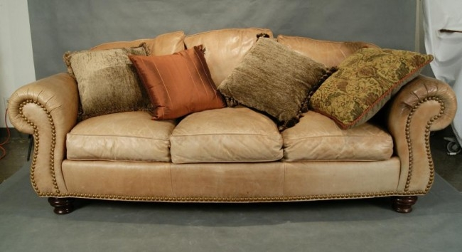 Popular Photo of Light Tan Leather Sofas